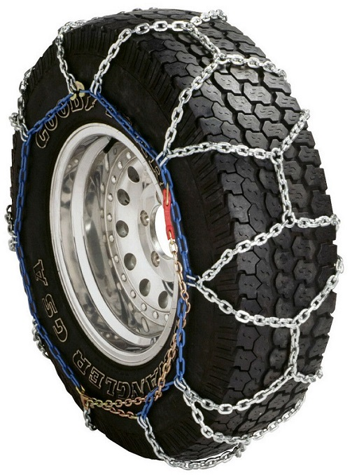 4x4 truck snow tire chains