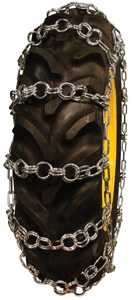 tractor tire chains double ring