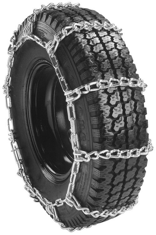 truck tire chains mud service single