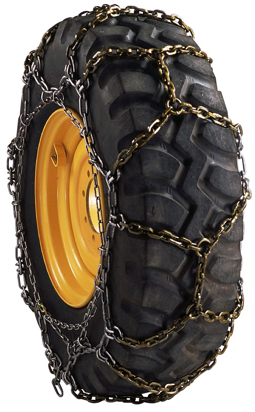 grader tire chains