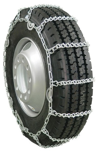 truck tire chains single v-bar