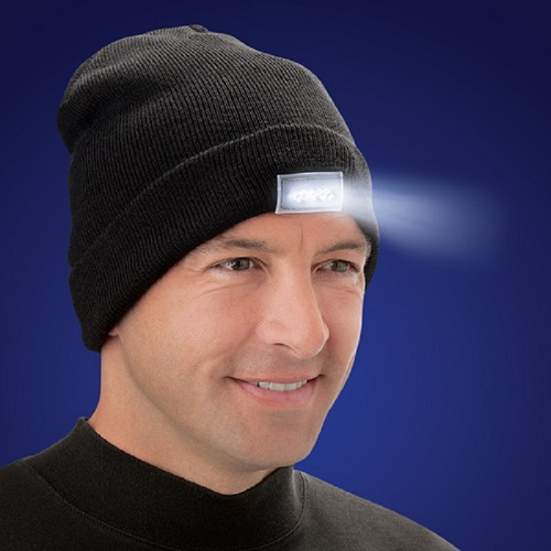 LED Knitted Beanie