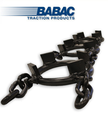 Babac Skidder Ring Chain Closeup
