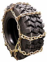 skid steer loader tire chains