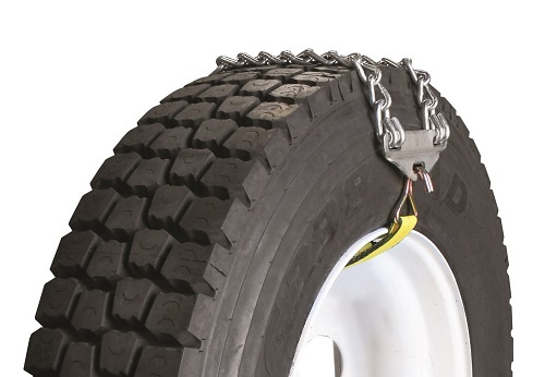 Emergency Chain Web Fastener and 2 Cross Chains Super Single