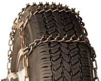 aquiline talon studded truck tire chains