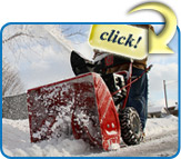 snowblower tire chains