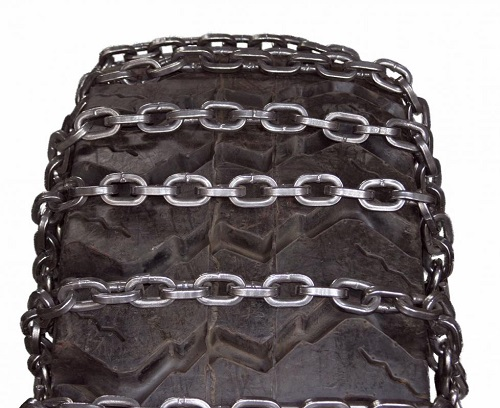norsemen square 2-link grader tire chains