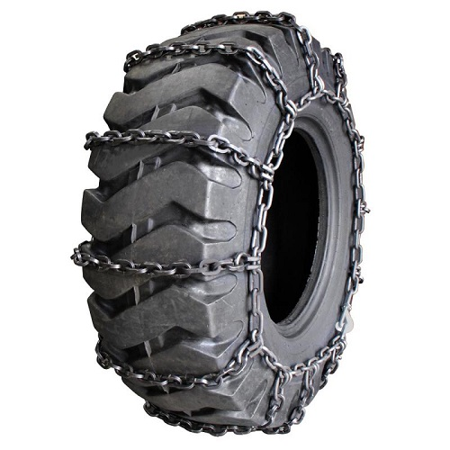 norsemen square 4-link grader tire chains