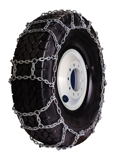 tractor usa square 4-link alloy 8.2mm H-Pattern tire chains