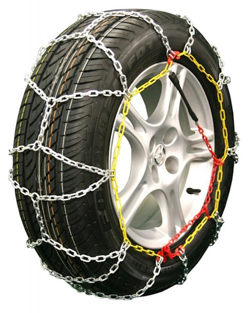 car quality diamond back tire chains
