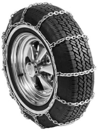 car tire chains twist link