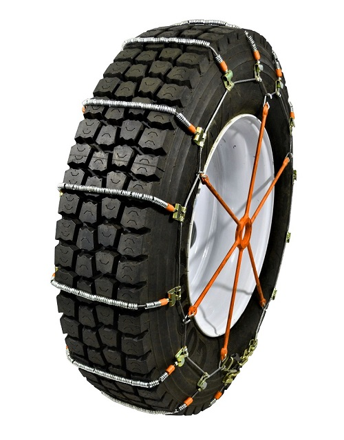truck tire chains king cobra single with cam