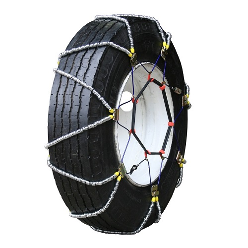 semi/commercial truck volt v-cable tire chains