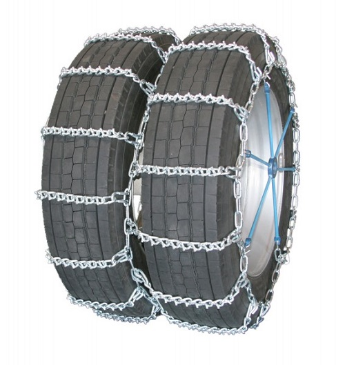 truck tire chains v-bar dual