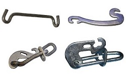 Side Chain Fasteners