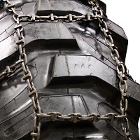 Aquiline MPC tractor tire chains