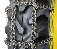 Aquiline Talon tractor tire chains