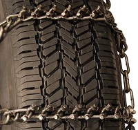 aquiline talon single studded truck tire chains