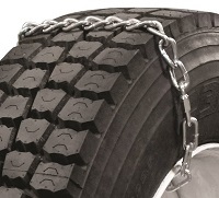 Emergency Truck Chain With Link Fastener and 1 Cross Chain