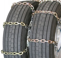 Square Alloy Dual Truck Tire Chains