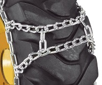 duo tractor tire chains