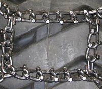 norsemen 10mm studded alloy h-pattern tire chains