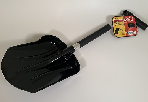 Collapsible Utility Travel Shovel