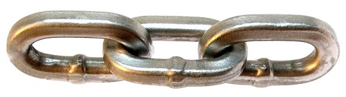 square link closeup