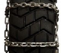 fieldmaster square 4-link ladder tractor tire chains