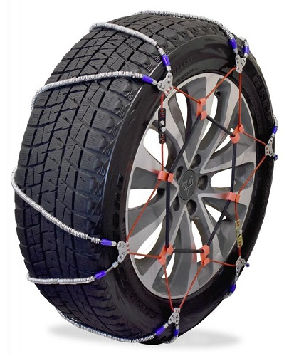 Truck Low Volt Alloy Cable Tire Chains