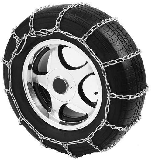 Twist Link Tire chains