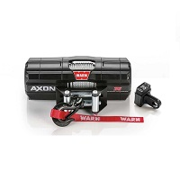 Winch Kit Axon 3,500lb Metal Cable - WARN