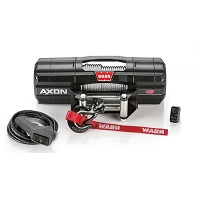 Winch Kit Axon 4,500lb Metal Cable - WARN