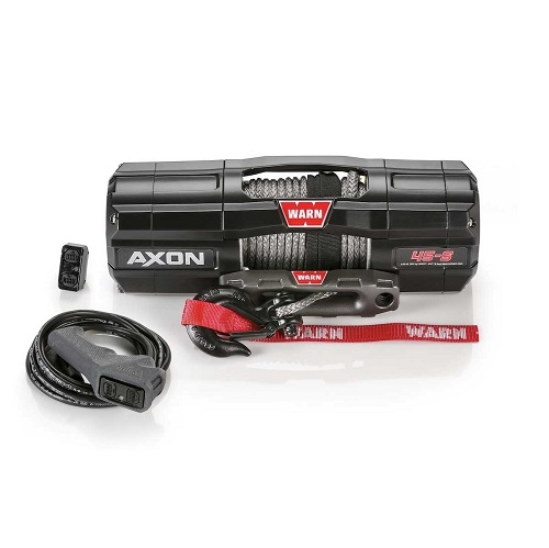 Winch Kit Axon 4,500lb Synthetic Rope - WARN