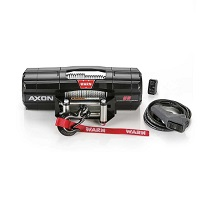 Winch Kit Axon 5,500lb Metal Cable - WARN