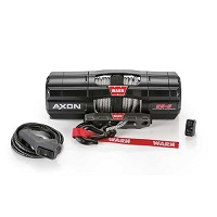 Winch Kit Axon 5,500lb Synthetic Rope - WARN