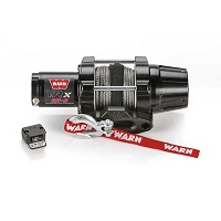 Winch Kit VRX 25-S 2,500lb Winch Synthetic Rope - WARN