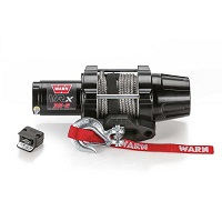 Winch Kit VRX 35-S 3,500lb Winch Synthetic Rope - WARN